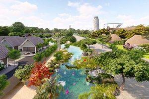 Eco Bangkok Villas Bình Châu: Tiếp nối thành công sự kiện bàn giao Công viên hồ khoáng rộng 12.000m2, CĐT tiếp tục khởi công Dòng suối khoáng Thủy Châu