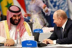 Tổng thống Nga thăm Saudi Arabia: Tưởng không thân mà thân không tưởng