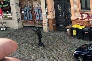 Cảnh sát Đức bắt giữ nghi phạm vụ xả súng, Thủ tướng Israel lên án chủ nghĩa bài Do Thái