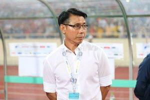 HLV Tan Cheng Hoe không tham dự họp báo sau trận thua đội tuyển Việt Nam
