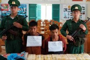 Quảng Bình: Triệt phá đường dây vận chuyển 100.000 viên ma túy xuyên quốc gia