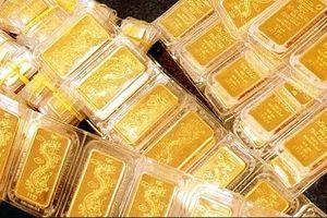Giá vàng tăng mạnh chạm mốc 42 triệu đồng/lượng