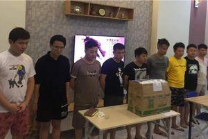 Đà Nẵng: Tạm giữ 10 người Trung Quốc thuê nhà trái phép cùng nhiều thiết bị thu phát sóng