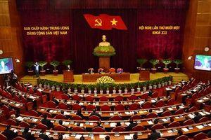 Thông báo nội dung ngày họp thứ 4 Hội nghị Trung ương lần thứ 11