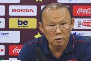 Ông Park: 'Malaysia mạnh hơn thời AFF Cup 2018'