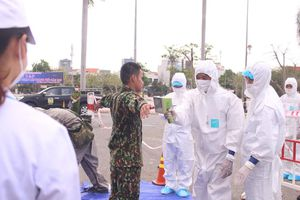 Đà Nẵng diễn tập ứng phó sự cố bức xạ, hạt nhân