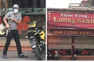 Đã bắt được kẻ dùng súng cướp tiệm vàng táo tợn ở Quảng Ninh