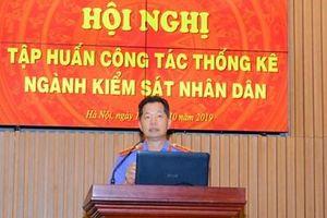 VKSND tối cao tổ chức tập huấn công tác thống kê trong Ngành
