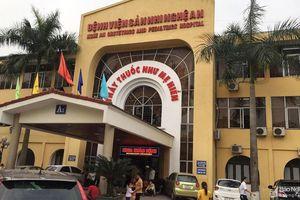Bé gái 3 tuổi ở Nghệ An tử vong nghi do sốc phản vệ