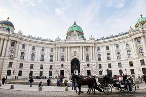 Đến thành phố nghệ thuật Vienna của Áo