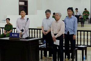 Nguyên Chủ tịch Vinashin Nguyễn Ngọc Sự rút kháng cáo trước phiên phúc thẩm