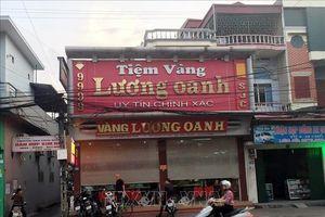 Đã bắt giữ đối tượng sử dụng súng cướp tài sản tại Đông Triều, Quảng Ninh