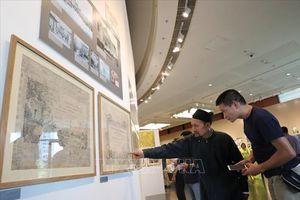 Trưng bày 'Mỹ thuật Đông Dương và nghệ thuật ứng dụng tại Hà Nội - nửa đầu thế kỷ 20'