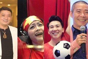 Dàn sao Việt dự đoán tỉ số và gửi lời chúc đến đội tuyển Việt Nam tại vòng loại World Cup 2022