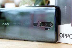 Cận cảnh smartphone 4 camera sau, cấu hình tốt, pin 5.000 mAh, giá hơn 4 triệu tại Việt Nam