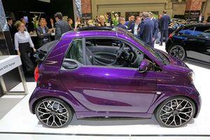 Xe điện mui trần tí hon, giá cao gấp 2,68 lần Toyota Camry