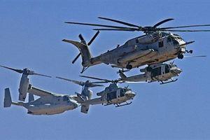 Cuôc đấu Mỹ-Triều: 5 vũ khí đắc lực từ hướng biển