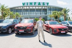 Ngô Thanh Vân chính thức trở thành đại sứ thương hiệu ô tô VinFast