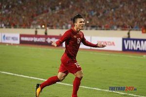 BLV Quang Huy: 'Bàn thắng của Quang Hải đạt đẳng cấp thế giới'