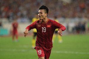 Chấm điểm Việt Nam 1-0 Malaysia: Điểm 9 cho người hùng