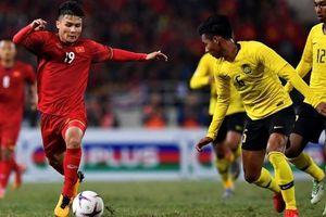 Xem trực tiếp trận Việt Nam - Malaysia ở đâu?
