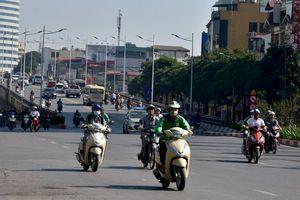 Chung tay bảo vệ môi trường không khí của Thủ đô