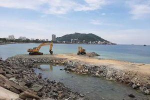 Ngỡ ngàng trước dự án lấp biển 'khủng' giữa Vũng Tàu
