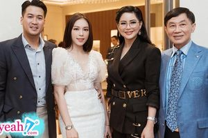 Linh Rin ra mắt bố mẹ Phillip Nguyễn, dự báo một đám cưới hoành tráng sắp diễn ra?