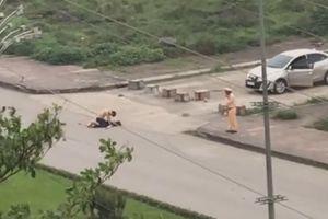 Ninh Bình: Hạ cấp bậc cảnh sát giao thông đứng nhìn thanh niên sát hại bạn gái