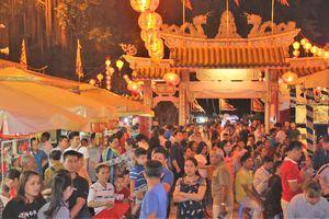 Nhiều hoạt động tại lễ hội chùa Ông năm 2020