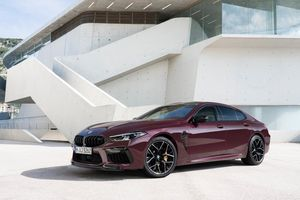 BMW M8 Gran Coupe 2020 hiệu năng cao giá từ 131.000 USD được trang bị những gì?