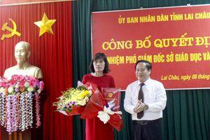Lai Châu, Quảng Bình có nhân sự mới