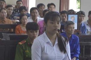 Thiếu nữ giết chồng lãnh án 4 năm tù
