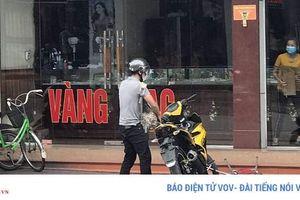 Kẻ dùng súng cướp tiệm vàng ở Quảng Ninh bị bắt ở Hải Phòng