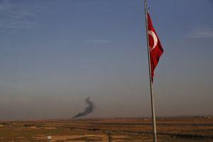 Thổ Nhĩ Kỳ đạt được mục tiêu trong các cuộc tấn công người Kurd