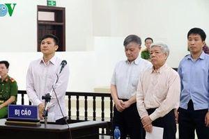 Xét xử phúc thẩm cựu Chủ tịch Vinashin cùng 3 đồng phạm