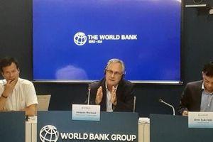 Ngân hàng Thế giới chỉ ra 2 yếu tố kéo giảm GDP Việt Nam