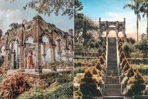 Cung điện 'sống ảo' tựa trời Âu tại Bali không phải ai cũng biết, lại còn mở cửa miễn phí nữa thì đi ngay, chờ chi!