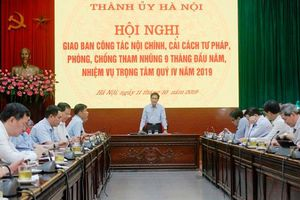 Hà Nội: Phát hiện hơn 2.718 đối tượng vi phạm về quản lý kinh tế, khởi tố 227 vụ