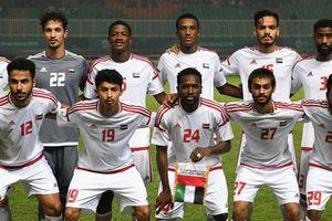 U-22 UAE đến TP.HCM khi tất cả đều hướng về Mỹ Đình