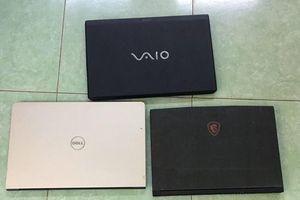 Sinh viên một đêm trộm 5 laptop ở ký túc xá ĐHQG TP.HCM