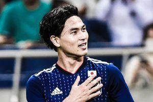 Nhật Bản đè bẹp Mông Cổ 6-0 ở vòng loại World Cup