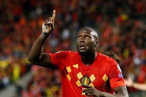 Tuyển Bỉ giành vé dự Euro 2020 trong ngày Lukaku đi vào lịch sử