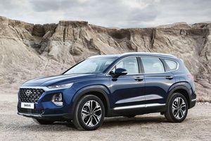 SUV chạy phố, chọn Subaru Forester hay Hyundai Santa Fe?