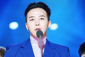 G-Dragon kiếm triệu USD dù đang đi lính