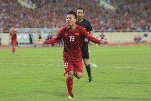 Báo châu Á khen tuyển Việt Nam đẳng cấp sau chiến thắng trước Malaysia