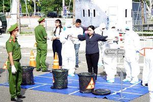 Đà Nẵng chủ động ứng phó sự cố hạt nhân