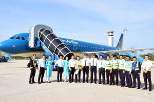 Đưa đường băng số 2 sân bay quốc tế Cam Ranh vào khai thác
