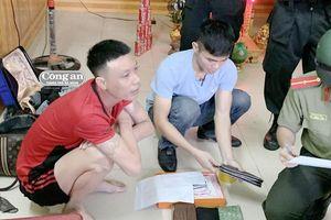 Gần 50 đối tượng có hoạt động cho vay lãi nặng tại Quảng Bình
