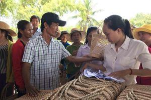 Quảng Ngãi: Hơn 10.000 USD xây dựng mô hình 'làng không rác'